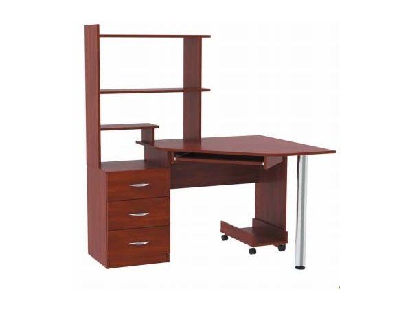 Стол компьютерный угловой с надставкой СКУ-10 РТВ-мебель 4349mz купить с доставкой по Украине