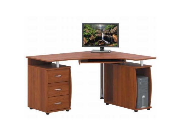Стіл комп'ютерний кутовий СКУ-02 РТВ-меблі 4346mz купити з доставкою по Україні
