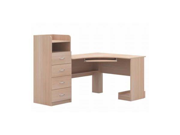 Стол компьютерный угловой СКУ-09 РТВ-мебель 4348mz купить с доставкой по Украине