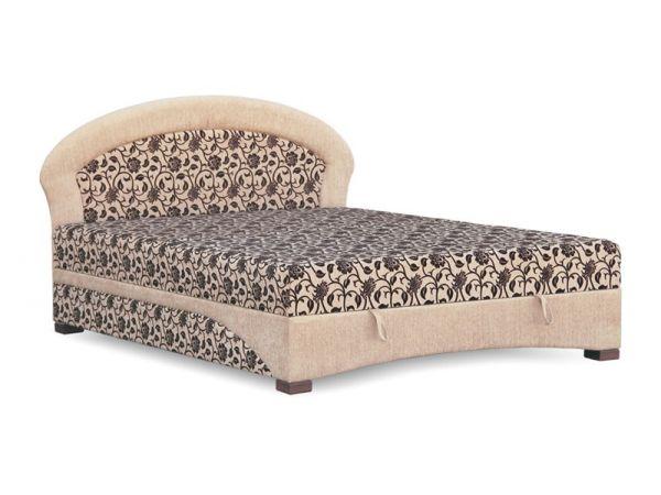 Ліжко з матрацом та нішею Адель Берегиня 3998mz купити з доставкою по Україні