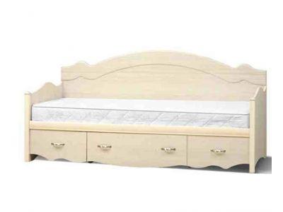 Кровать односпальная 1СпШ Селина