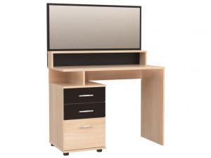Трюмо 8 с зеркалом и ящиками РТВ-мебель
