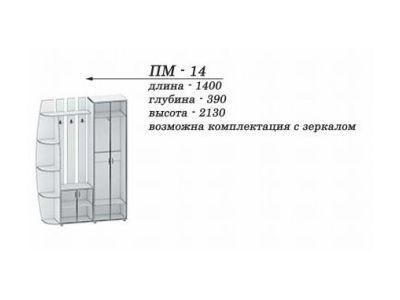 Передпокій ПМ-14