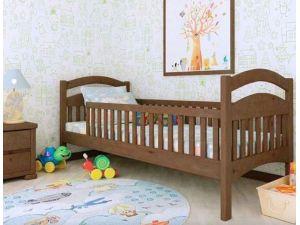 Кровать односпальная деревянная Жасмин Люкс Mebigrand