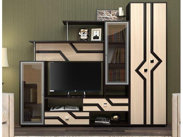 Модульная гостиная Дельта Мастер Форм 2343mz купить с доставкой по Украине