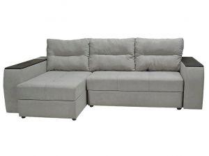 Угловой диван Марсель с нишей и баром Diamand Мебель