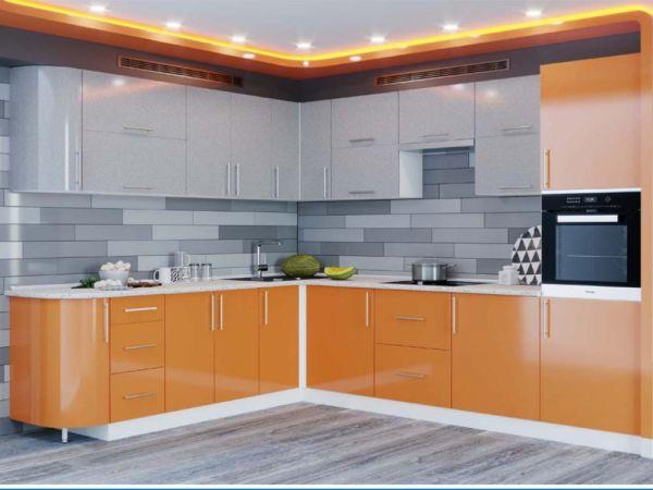 Кухня модульная Модерн Эверест 5091mz купить с доставкой по Украине