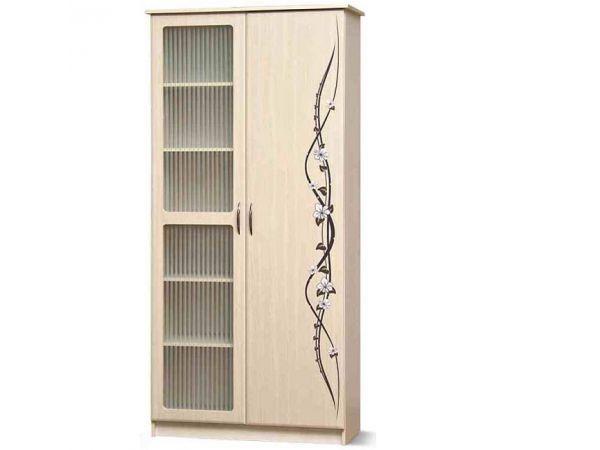 Шкаф двухдверный 2Д Ск Сакура Світ Меблів 373mz купить с доставкой по Украине