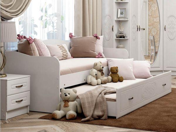 Кровать двухместная Василиса Мастер Форм 4612mz купить с доставкой по Украине