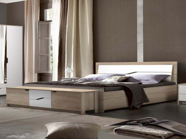 Кровать двуспальная Доминика Мастер Форм 2346mz купить с доставкой по Украине