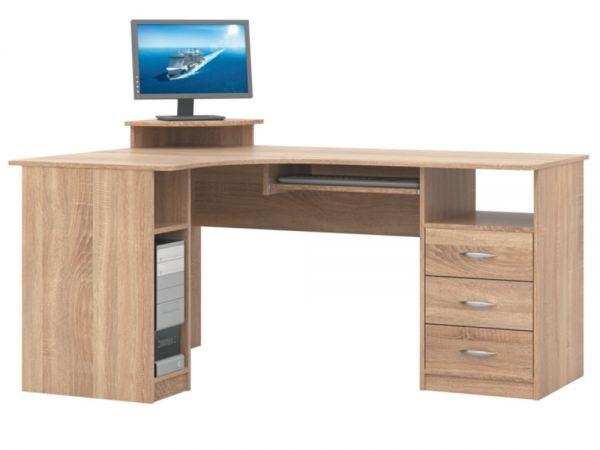 Стол компьютерный угловой СКУ-03 РТВ-мебель 1892mz купить с доставкой по Украине