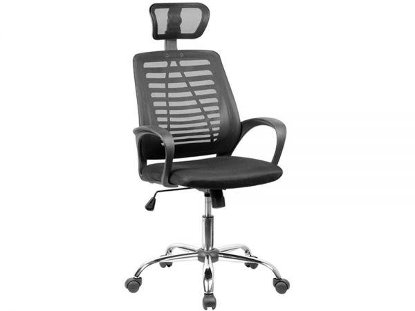 Офисное кресло c подголовником...