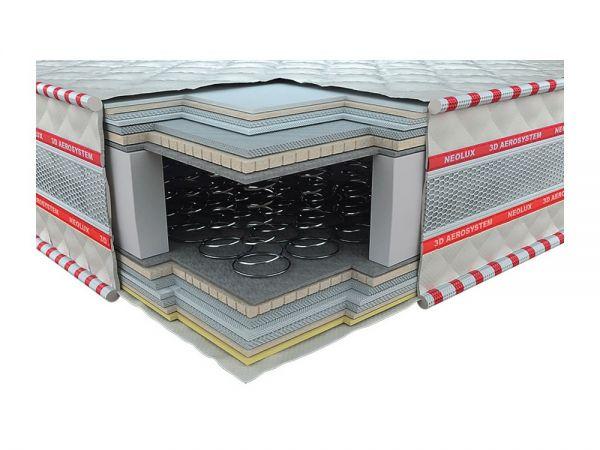 Матрас пружинный Гранд 3D зима-лето Neolux 453 купить с доставкой по Украине