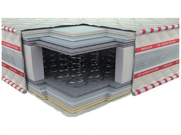 Матрас пружинный Гранд XXL 3D Neolux 455 купить с доставкой по Украине