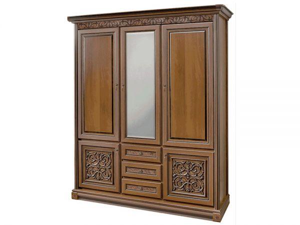 Шкаф трехдверный Тоскана Скай 913 купить с доставкой по Украине