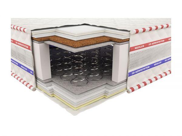 Матрас пружинный Гранд Ультра-Кокос 3D Neolux 8564687897 купить с доставкой по Украине