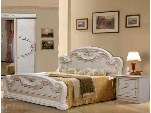 Кровать двуспальная Martina MiroMark 2037 купить с доставкой по Украине