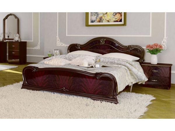 Ліжко двоспальне Futura Miromark 2038 купити з доставкою по Україні