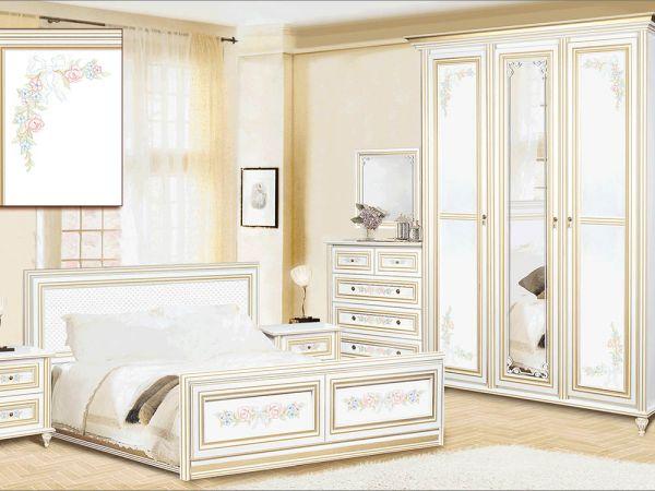 Спальный гарнитур Принцесса Скай 549 купить с доставкой по Украине