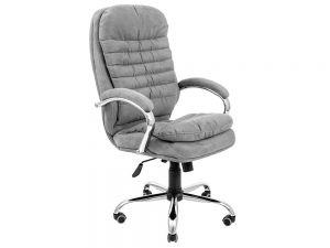 Кресло офисное ортопедическое с мягкими подлокотниками Валенсия Ричман