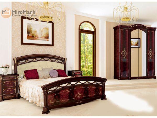 Спальний гарнітур Rosella MiroMark 1741 купити з доставкою по Україні