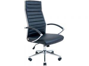 Кресло офисное с ортопедической спинкой Малибу Ричман