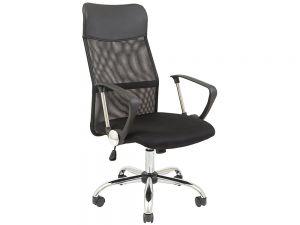 Кресло офисное с ортопедической спинкой Ультра Ричман