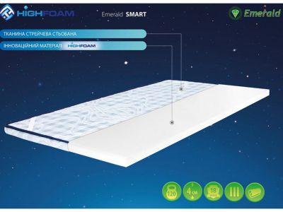 Топпер Emerald Smart