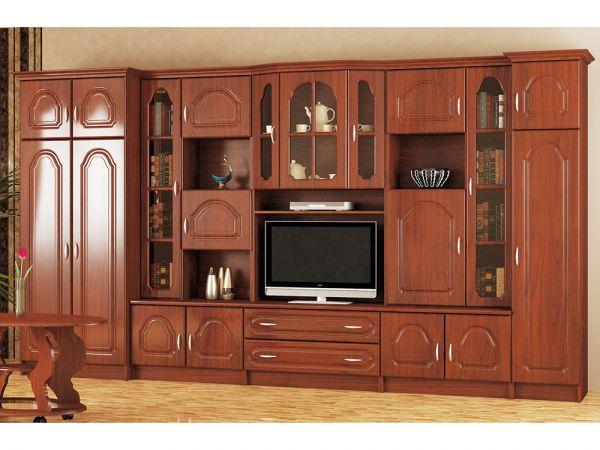 Стенка в гостиную Франек Мебель Сервис 2855mz купить с доставкой по Украине