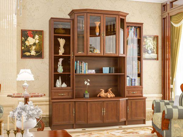 Стенка в гостиную Эко-1 Мебель Сервис 2857mz купить с доставкой по Украине
