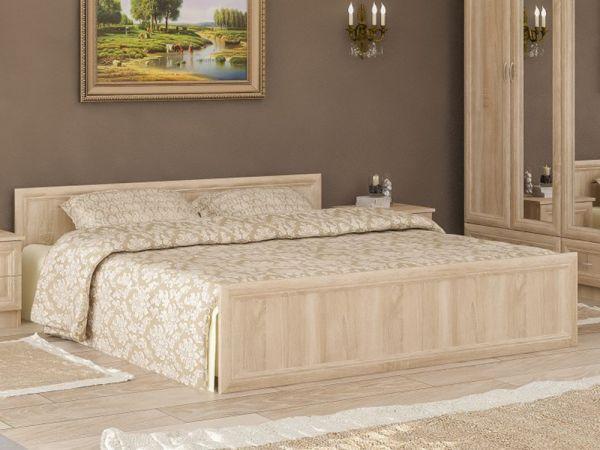 Ліжко двоспальне Соната Мебель Сервіс 4342mz купити з доставкою по Україні