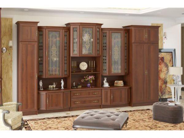 Модульна вітальня Барон Мебель Сервіс 2242mz купити з доставкою по Україні