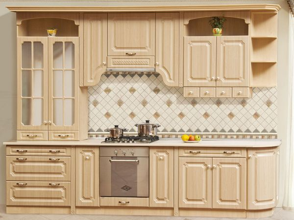 Кухня модульная Валенсия Світ Меблів 4735mz купить с доставкой по Украине
