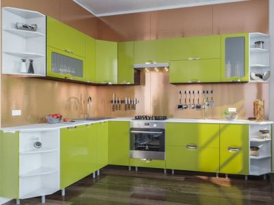 Кухня Адель Люкс фабрика