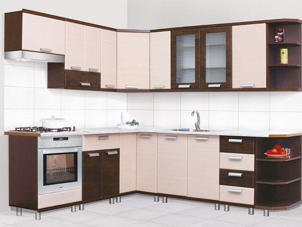 Кухня модульная Терра Світ меблів 168mz купить с доставкой по Украине