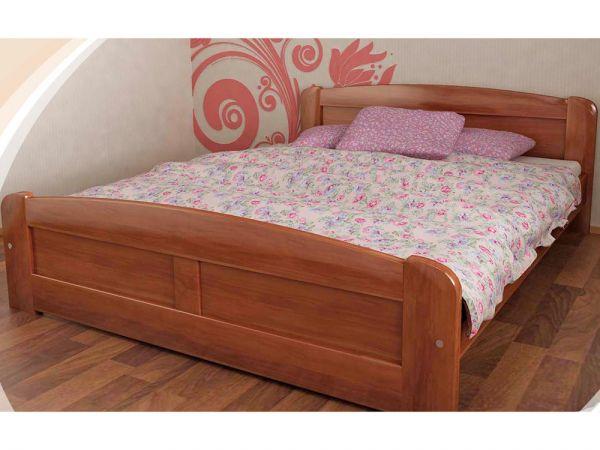 Кровать деревянная Лира 1 ТеМП-Мебель 4378mz купить с доставкой по Украине