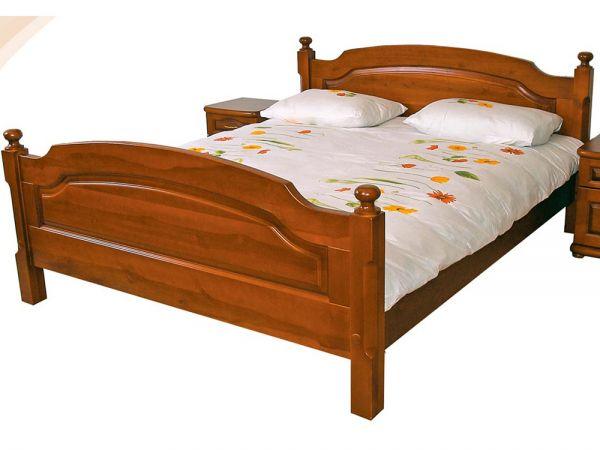 Ліжко  дерев'яне Прима ТеМП-Мебель 2529mz купити з доставкою по Україні