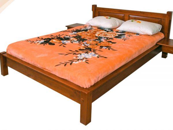 Кровать деревянная Гармония ТеМП-Мебель 2530mz купить с доставкой по Украине