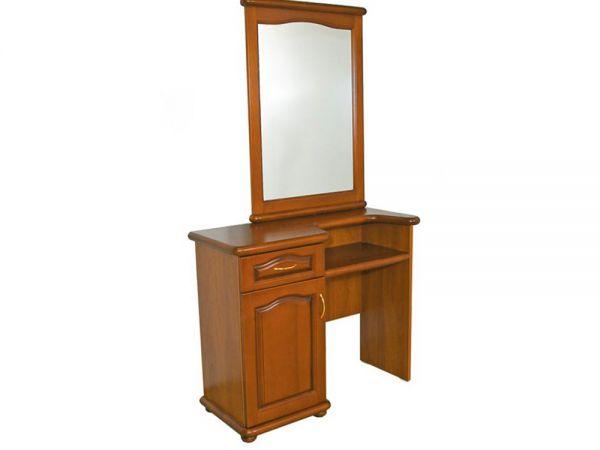 Трюмо однотумбовое с зеркалом ТеМП-Мебель 4055mz купить с доставкой по Украине