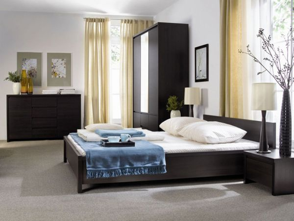 Кровать двуспальная LOZ140 Каспиан Гербор 3284mz купить с доставкой по Украине