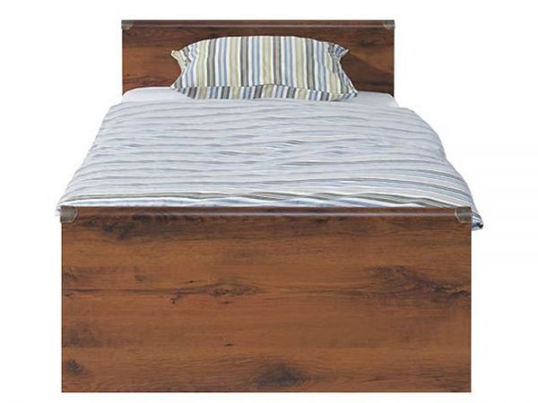 Кровать односпальная JLOZ 90 Индиана Гербор 3198mz купить с доставкой по Украине