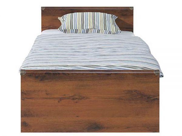 Ліжко односпальне JLOZ 90 Індіана Гербор 3198mz купити з доставкою по Україні
