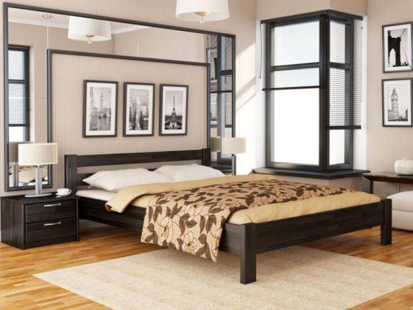 Ліжко дерев'яне Рената Естелла