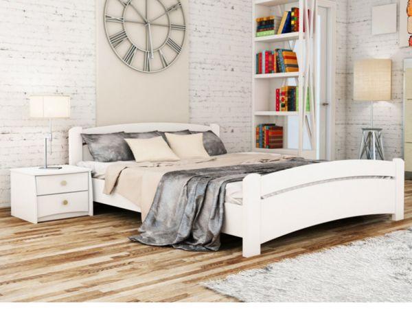Ліжко дерев'яне Венеція Естелла 1592mz купити з доставкою по Україні