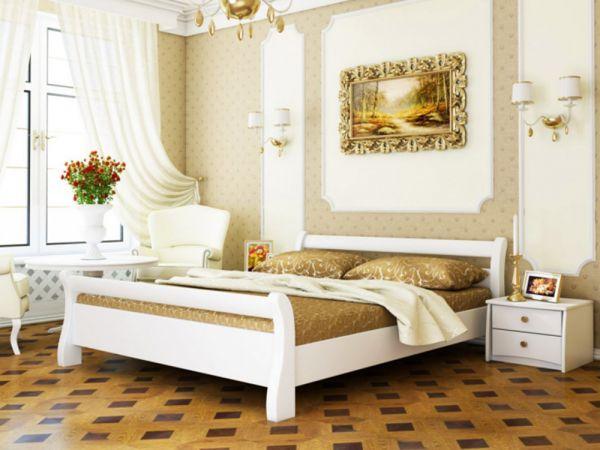 Кровать деревянная Диана Эстелла 4038mz купить с доставкой по Украине