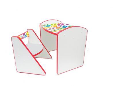 Комплект столик и стульчик DoDo