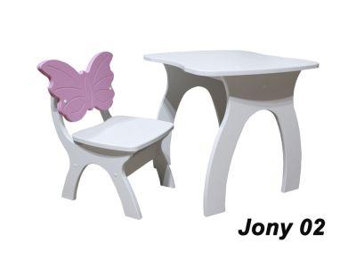 Комплект столик и стульчик Jony