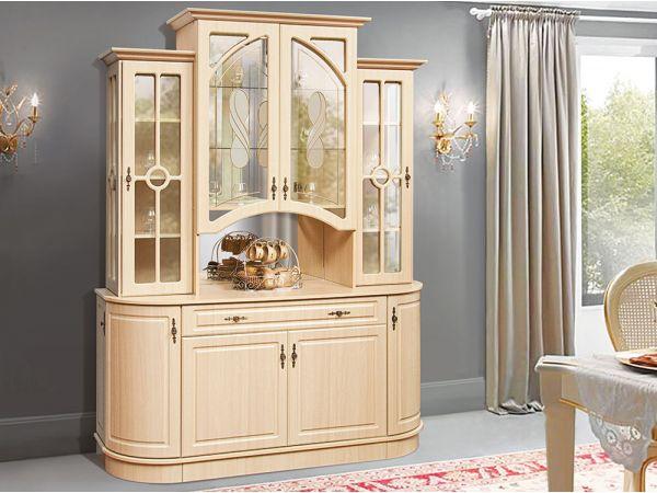 Стенка в гостиную Цезарь Світ Меблів 4274mz купить с доставкой по Украине