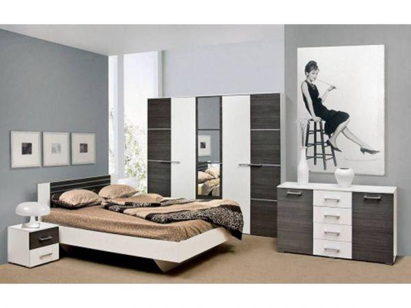 Спальний гарнітур Круїз Світ Меблів 4303mz купити з доставкою по Україні