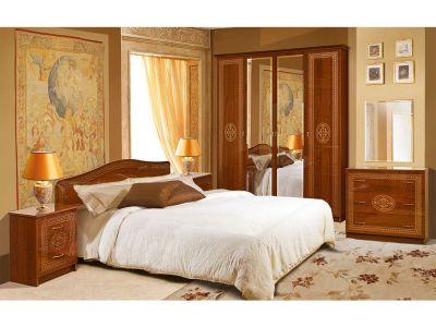 Кровать двуспальная Флоренция